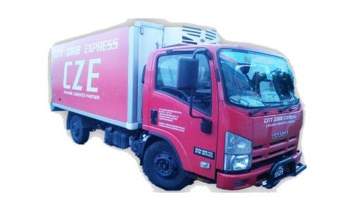Reefer-Truck